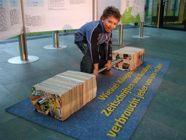 Papierausstellung Papierwende
